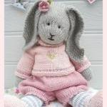 Primrose Rabbit/ Bunny/toy..