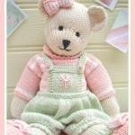 Candy Bear/ Toy/ Teddy Kni..